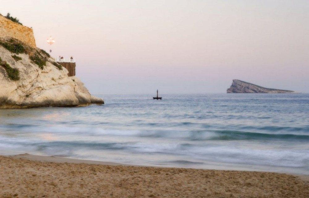 Benidorm beach foto