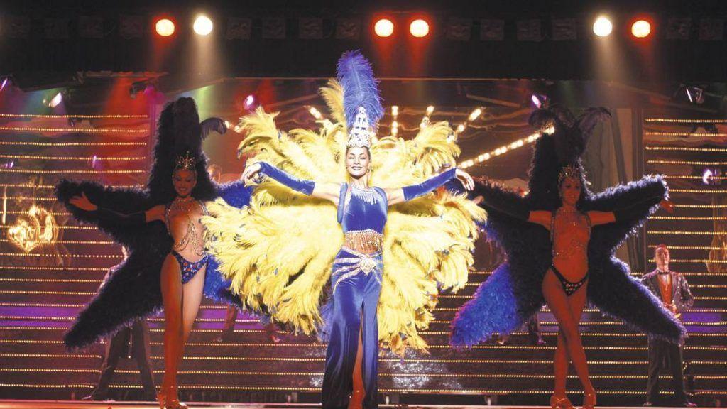 Benidorm Palace Show dancers