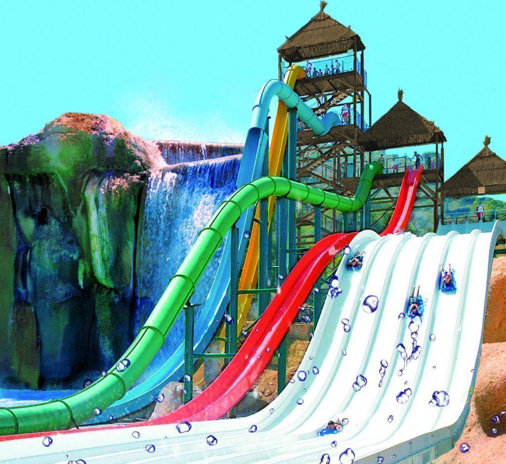 Aqualandia attractions