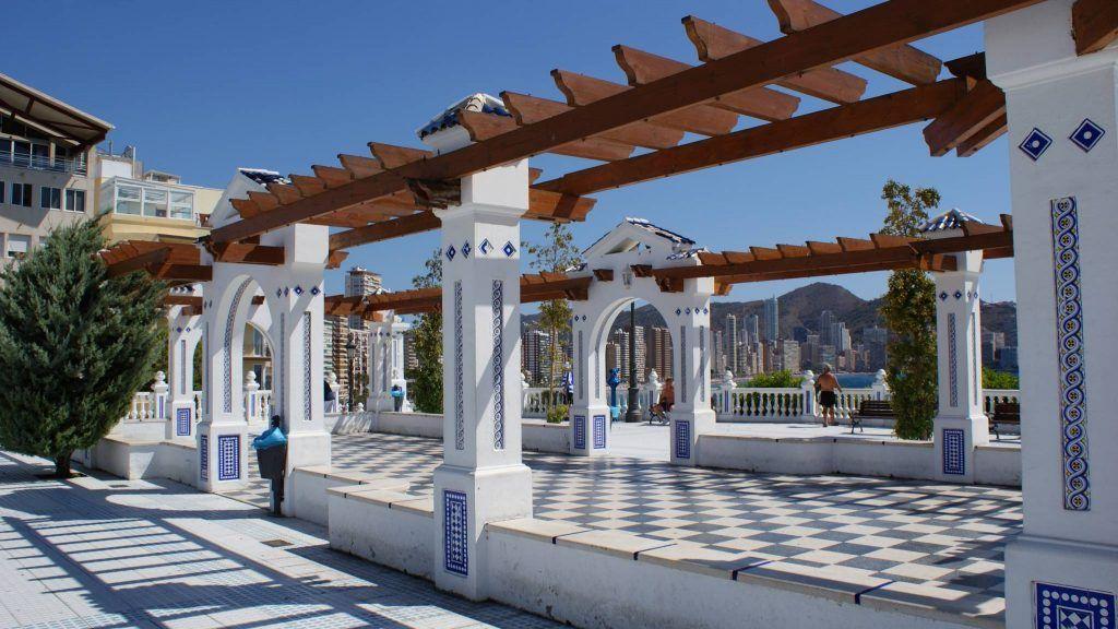 Punto de interés turístico en Benidorm: El Castillo