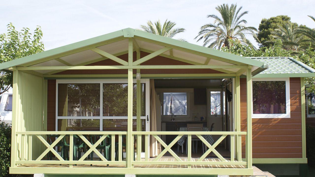 Camping Location Bungalow Espagne