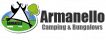 Logotipo de camping Armanello