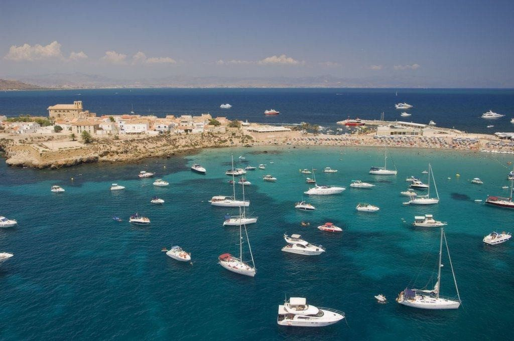 Tabarca, a great excursion to do in Benidorm