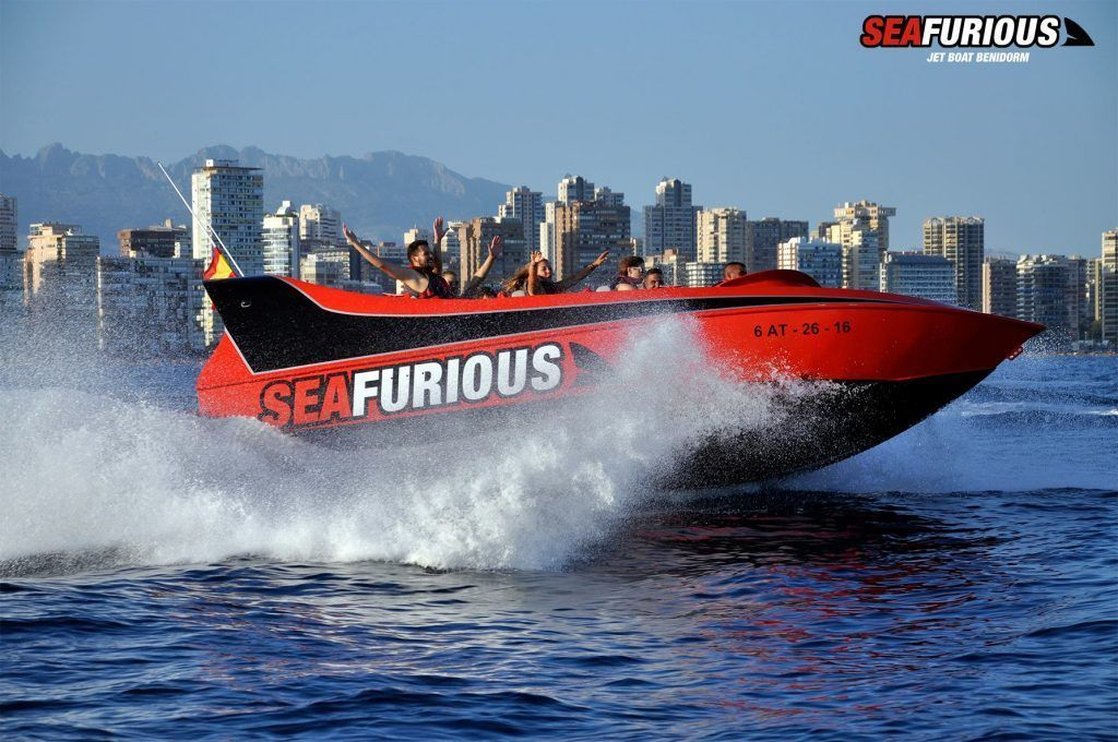 Sea Furious, fast boat