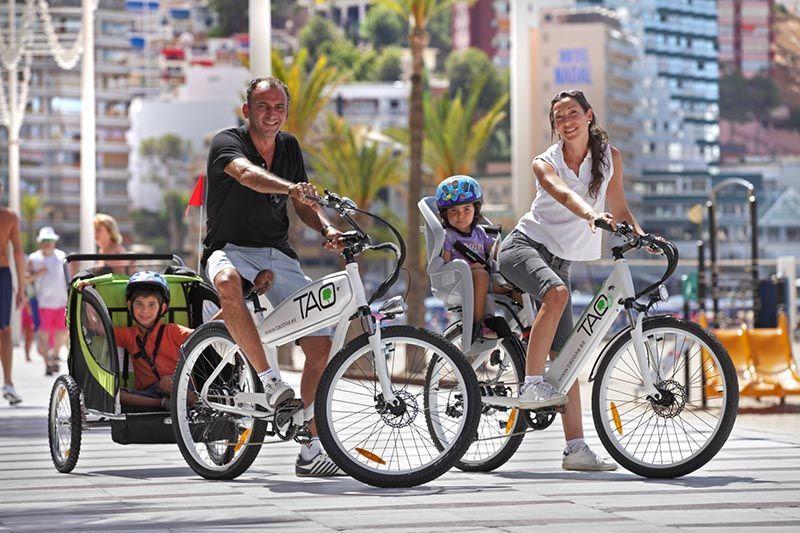 Bike rental, do some sport in Benidorm