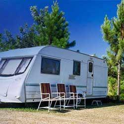 Parcelas de camping
