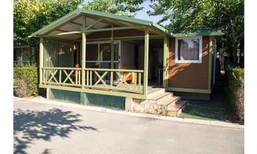 Camping bungalow Samoa vista exterior