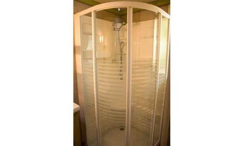 cabina de ducha del Bungalow Titom