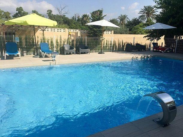 Camping con piscina armanello 3