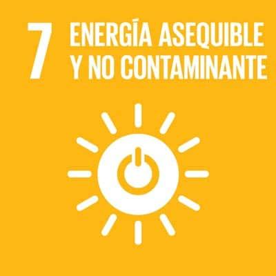 Mål 7 i agenda 2030, rimelig og ren energi
