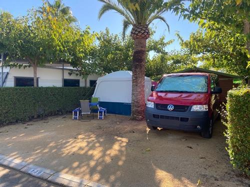 Camping armanello parcelas caravanas benidorm