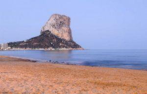 Turismo en la costa blanca en calpe