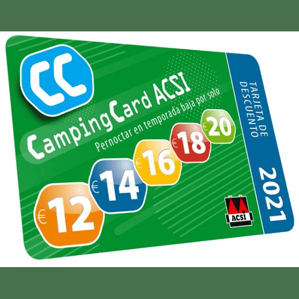 Campingcard acsi 2021 espana