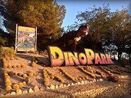 Dino park camping