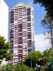 Edificio costa blanca 1 benidorm