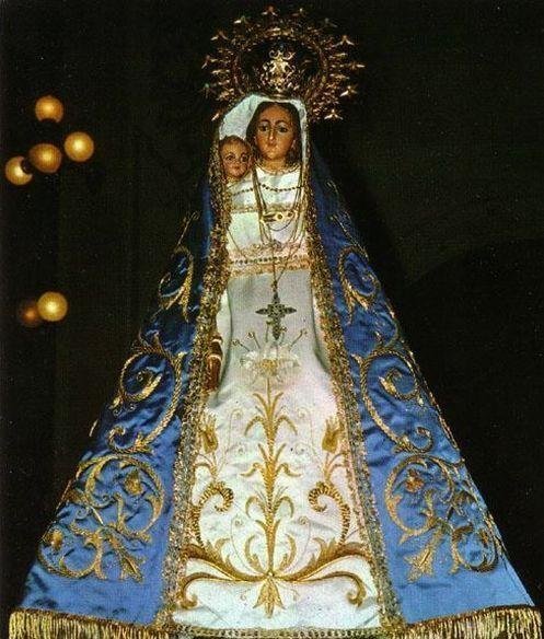 Fiestas patronales en honor a la virgen del sufragio