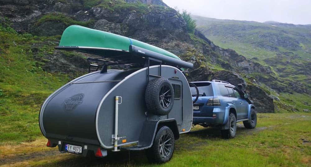 Mini caravana hero ranger de herocamper