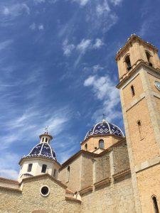 Altea kirke
