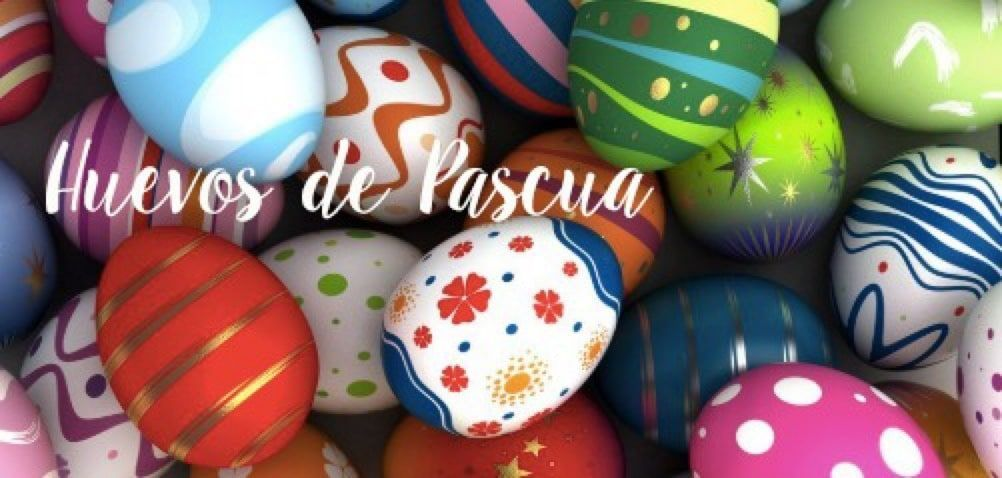 Hacer con niños huevos de pascua en casa durante la cuarentena