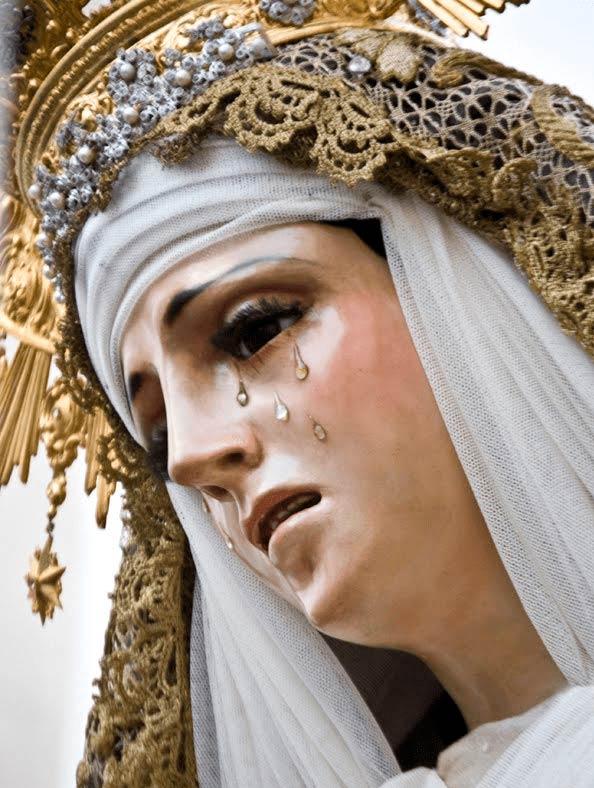 Image of the tears of santa marta