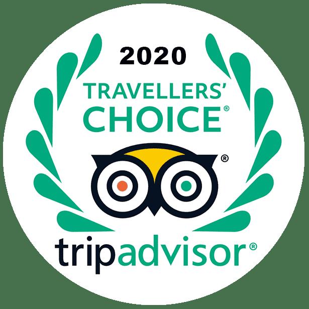 Scelta dei viaggiatori 2020