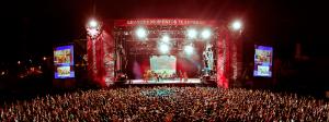 Alojamiento low festival benidorm