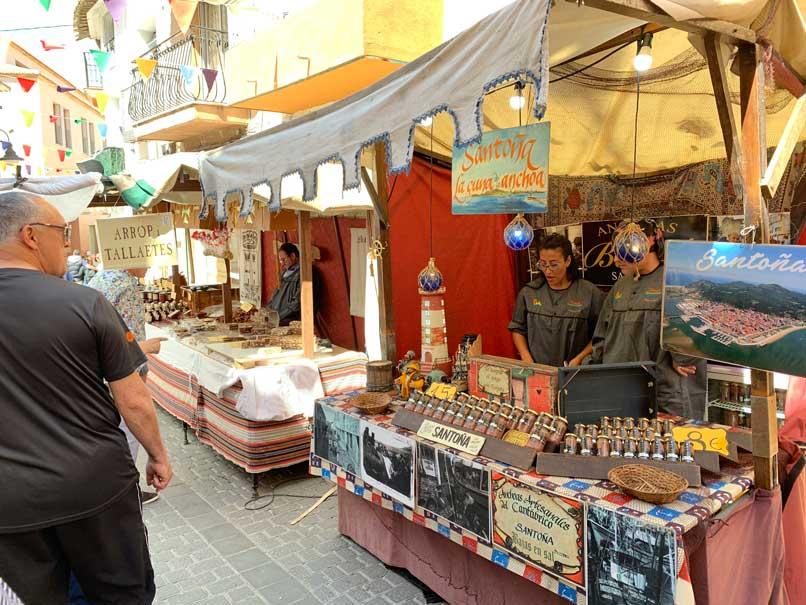 Mercato tradizionale di finestrat