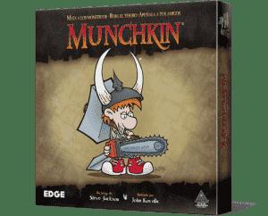 Juegos para no aburrirse, munchkin