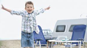 Piazzola standard con primo bambino gratis in estate