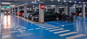 Parking en benidorm
