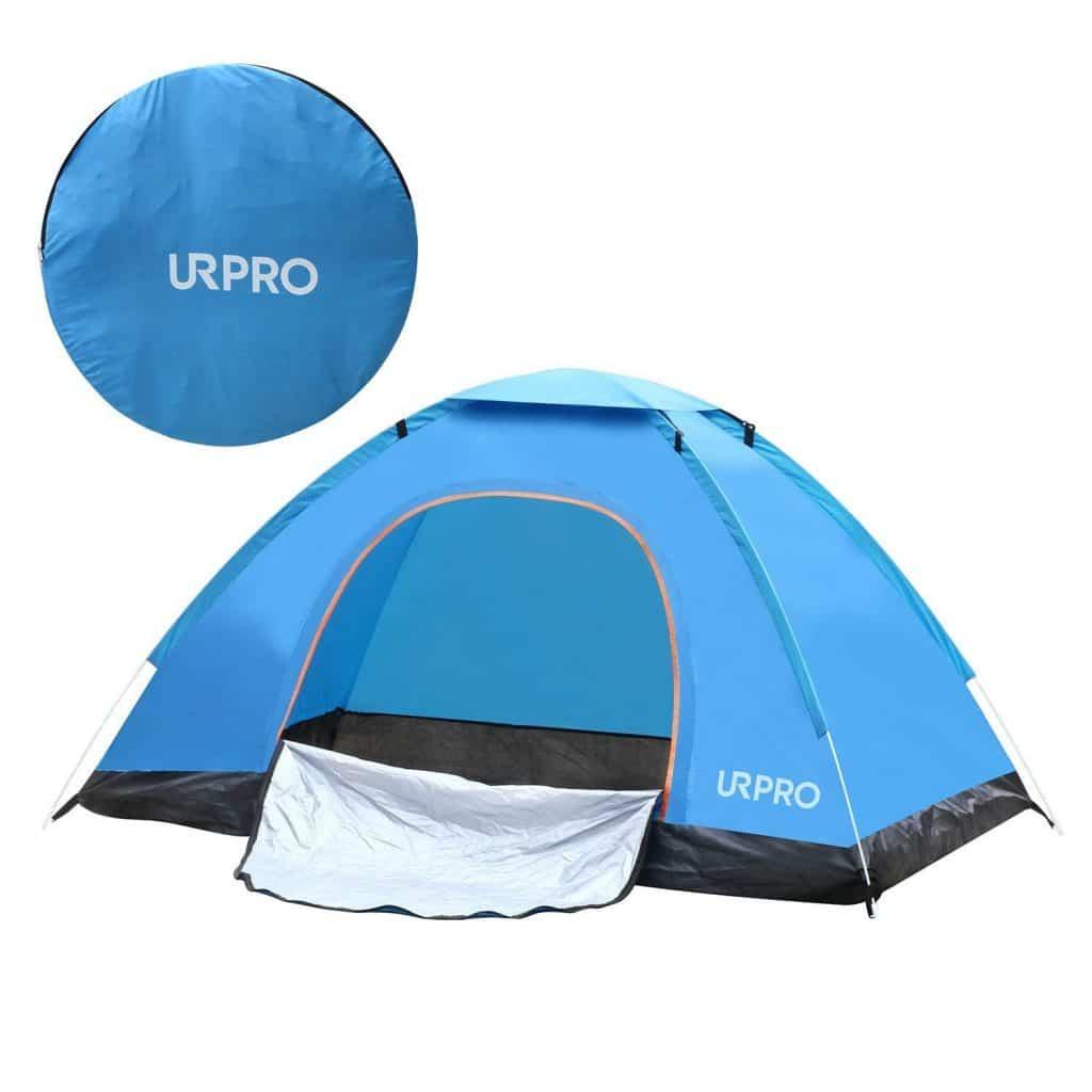 Tienda de campaña para camping extra pequeña para niños
