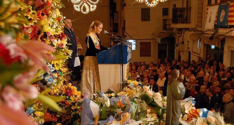 Pregón de las fiestas mayores patronales de benidorm