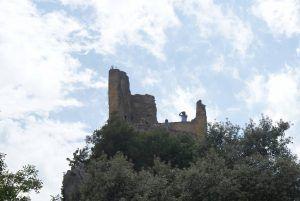 Guadalest homage tower