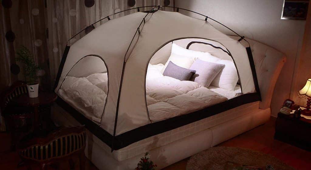 Que llevar a un camping con tienda de campaña