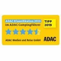 Topp spanske campingplasser i henhold til adac