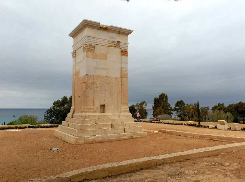 Torre de sant josep o torre de hércules